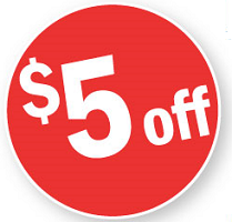 $5 OFF Any Weight Loss Acupuncture Treatment! (Oct 17 - Oct 22)