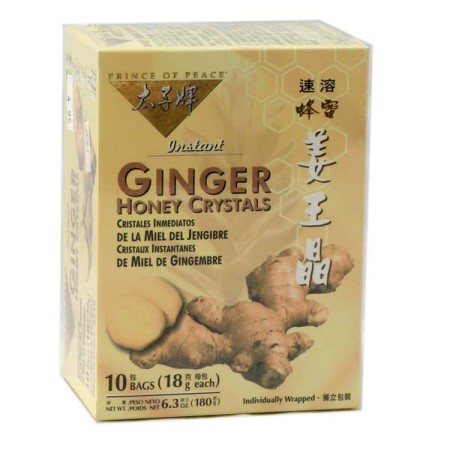 Ginger Honey Crystals Prince of Peace Brand (Buy 3, Get 1 Free)